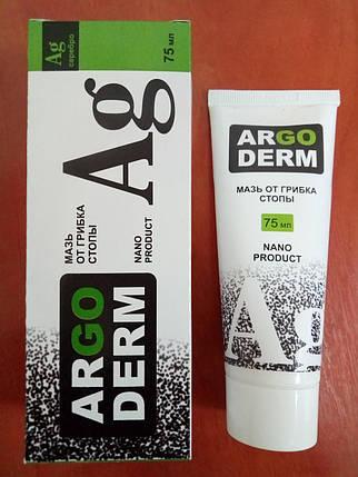 ArgoDerm - Мазь от грибка и трещин стопы (АргоДерм) 75 мл, фото 2