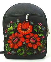 Рюкзак петриковка на черном 2, фото 1