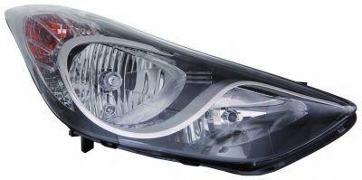 Фара Hyundai Elantra MD 11-15 левая (Depo) электрич. 221-1162L-LDEM2 921013X020
