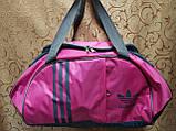 Женская сумка спортивная Adidas только ОПТ, фото 2