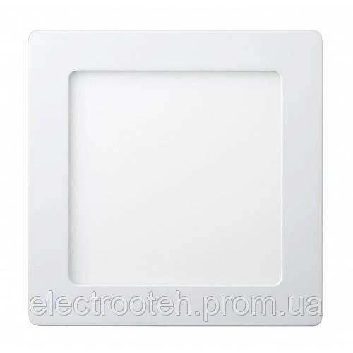 Накладная Квадратная LED Панель 442-SKP-12 12Вт
