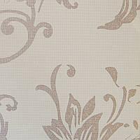 Готовые рулонные шторы Ткань Версаль Бежевый
