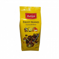 Фруктовый чай с травами BASTEK Fruit Island 100 г