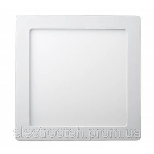 Накладная Квадратная LED Панель 442-SKP-18 18Вт