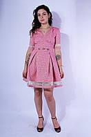 Платье женское розовое Dollani Ernesto 2577
