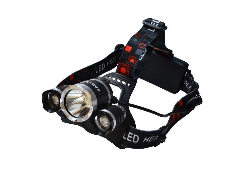 Налобный фонарик Police BL-6633 (RJ-3000)