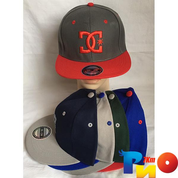 Детская кепка РЭП для мальчика р-р 56 (5 ед в уп) NA_1460