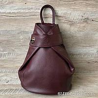 Кожаный женский рюкзак ИТАЛИЯ