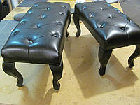 Пикировка мебели пуговицами