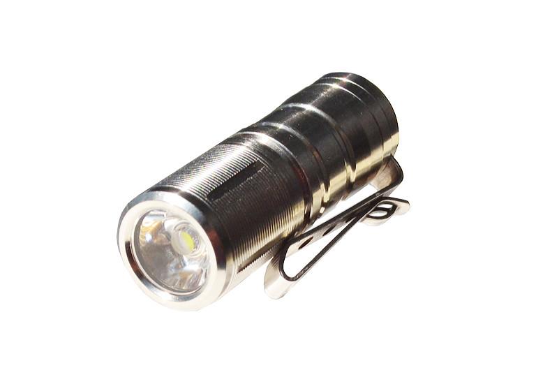 Светодиодный фонарь JETBeam Mini-1 титановый