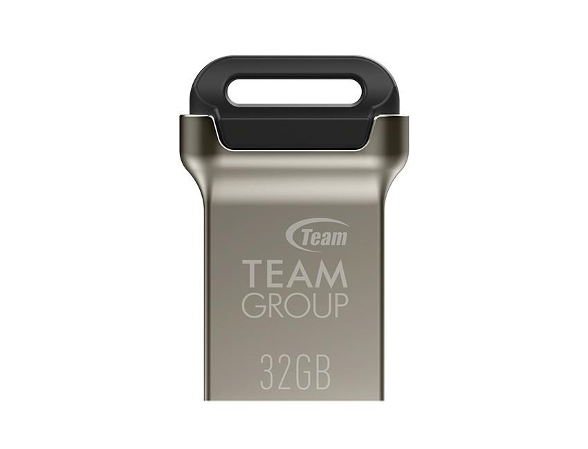 Флеш-накопитель USB3.0 32Gb Team C162 Metal (TC162332GB01)