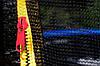 Батуты детские FunFit 252 см., с защитной сеткой и лесенкой, фото 3