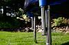Батути дитячі FunFit(Польща) 252 см із захисною сіткою і драбинкою, фото 5