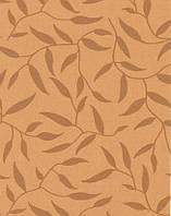 Готовые рулонные шторы Ткань Лиана Охра