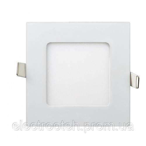 Встраемая Квадратная LED Панель 464-RKP-06 6Вт