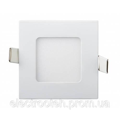 Встраемая Квадратная LED Панель 464-RKP-03 3Вт