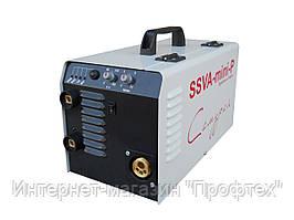 Зварювальний інверторний напівавтомат SSVA mini Самурай