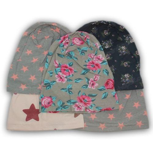 купить демисезонную шапку на девочку