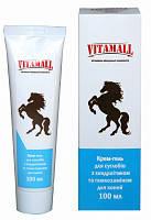 Крем-гель Vitamall Вітамолл коням для суглобів з хондроїтином і глюкозаміном 100мл
