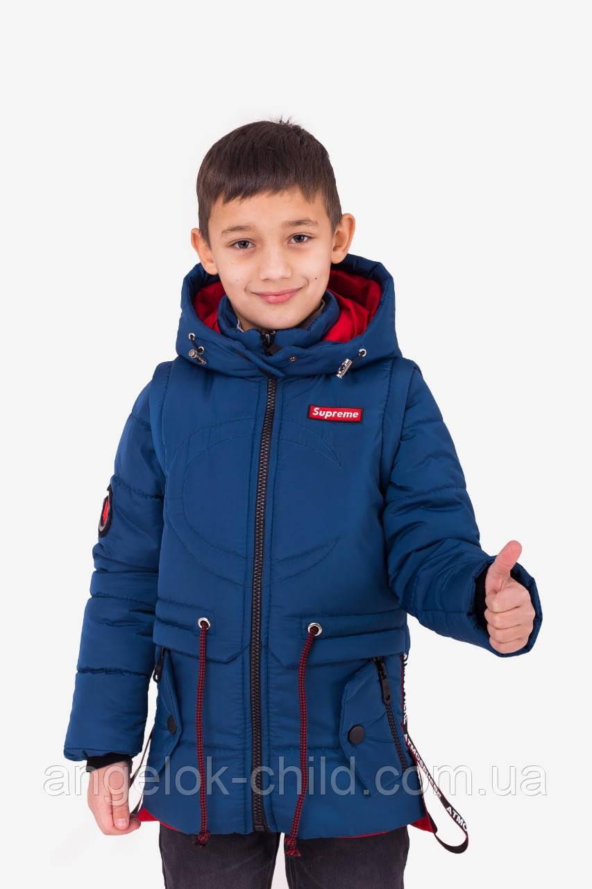 4108146eaa0df Демисезонная курточка для мальчика