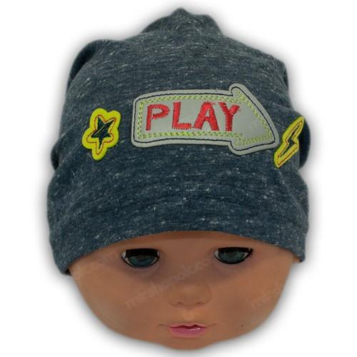 купить шапку для мальчика весна