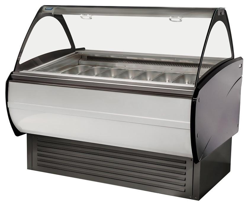 Вітрина для морозива COLD Malibu W-16 DL