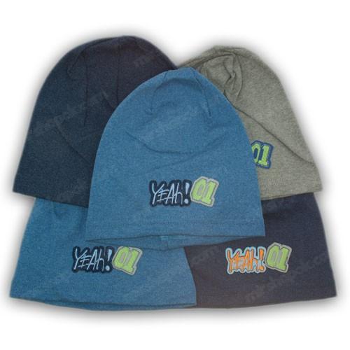 трикотажные шапки для мальчиков