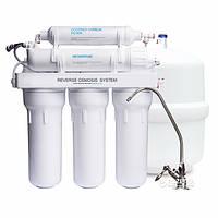 Сравнение фильтров для воды – осмосов MO 5-50 ECORZ и Ecosoft Standard 5-50