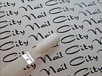 Гель-лак CityNail 1 белый