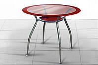 Стеклянный стол Люси
