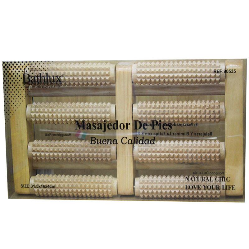Массажные ролики банные с ручкой