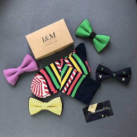 Носки I&M Craft в цветные полоски (070153), фото 2