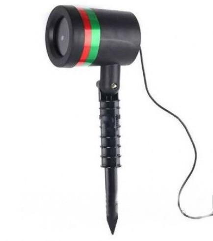 Лазерный проектор Laser Light (red&green lights)