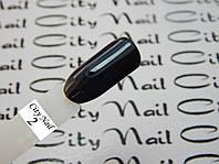Гель-лак CityNail 2 черный