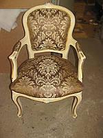 Оббивка сидений и спинок стульев