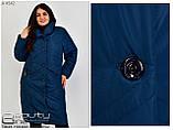 Куртка демисезонная весна-осень большом размере  р. 60-72 , фото 5