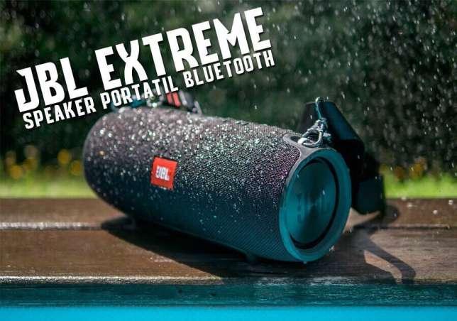 Блютуз колонка JBL Xtreme BIG (30 См) Портативная Bluetooth акустика