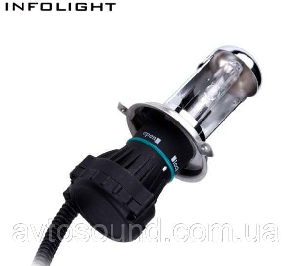 Биксеноновые лампы Infolight 35W