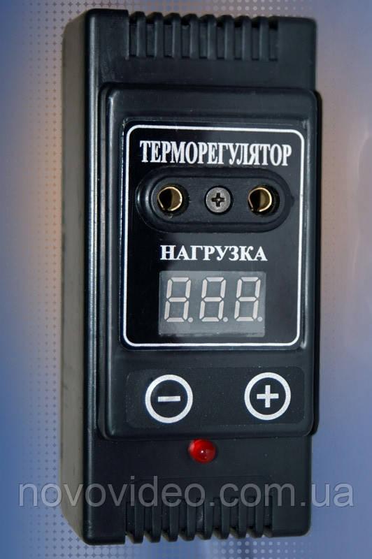Терморегулятор Квочка цифровой инкубаторный