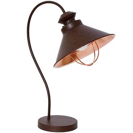 Настольная лампа NOWODVORSKI Loft Chocolate 5060 (5060), фото 2