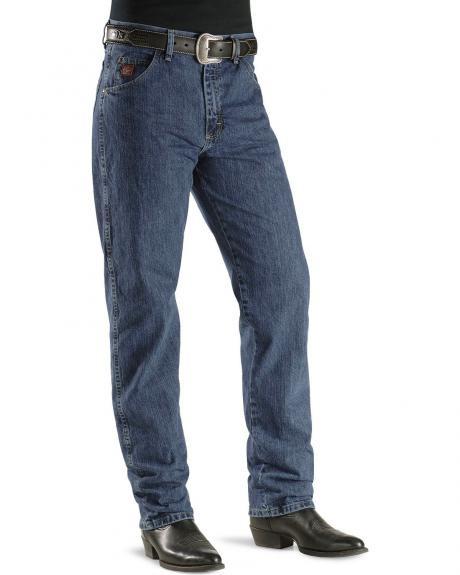 Джинсы мужские Wrangler Men's Jeans Pbr Relaxed Fit