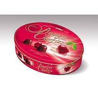 Конфеты шоколадные Пралине с вишневым ликером PRINCESS OF CHERRIES Magnat 290г , фото 1