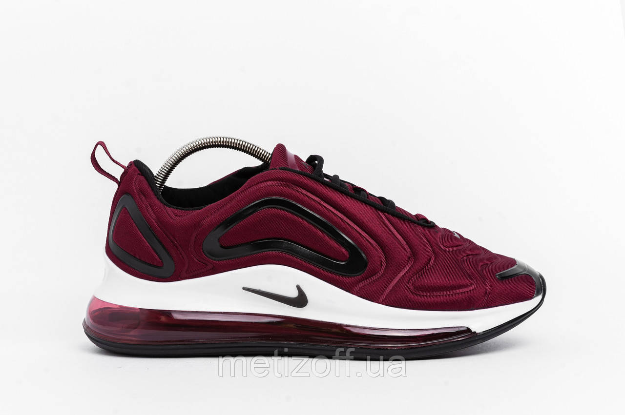 b5440aff Мужские кроссовки Nike Air Max 720 бордовые (копия) - Интернет-магазин  одежды,