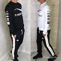 Мужской спортивный костюм пд738