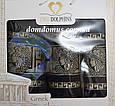"""Подарунковий набір рушників """"Greek"""" (банне+лицьове) TWO DOLPHINS 1633, фото 2"""