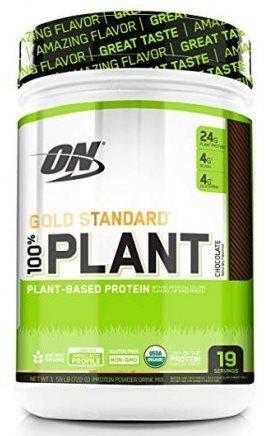 Optimum Gold Standard 100% Plant Protein 722g