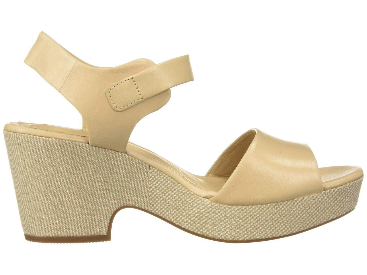 48059e03a7ba Туфли на каблуке (Оригинал) Clarks Maritsa Janna Nude Leather