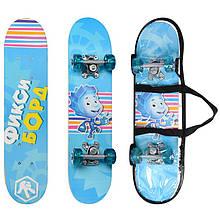 Скейт Фиксики + сумка FX 0006