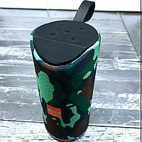 Колонки портативные Bluetooth ASPOR ТG  ХАККИ