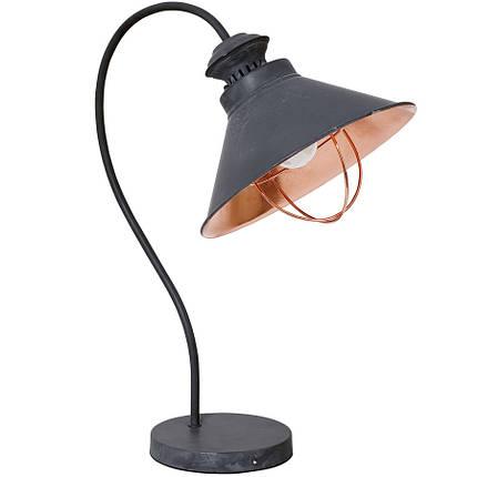 Настольная лампа NOWODVORSKI Loft Taupe 5055 (5055), фото 2
